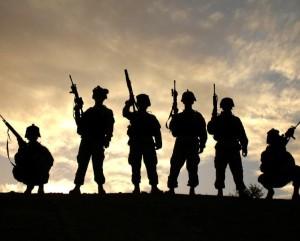الجيوش العربية تخلع البوركيني