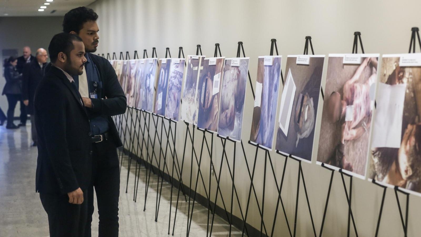 تعذيب المعتقلات السوريات.. يبدأ بـ«الشبح» ولا ينتهي بـ