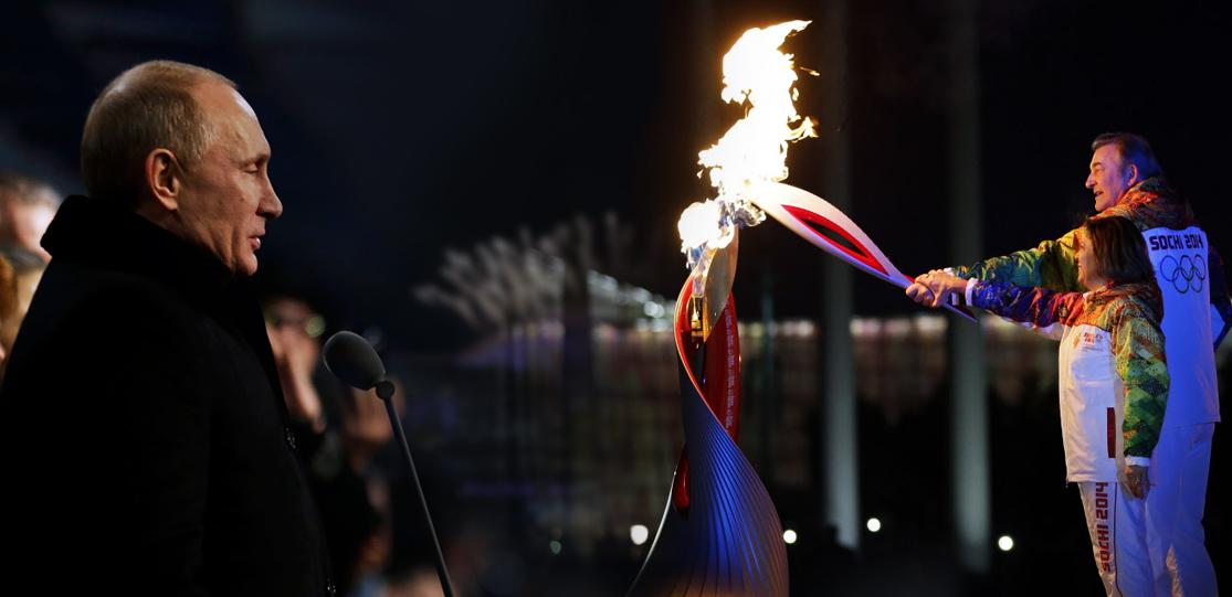 بوتين_والاولمبياد