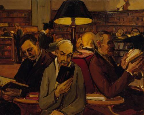 تيريزا بيرنشتاين، القراء (1891-2002)