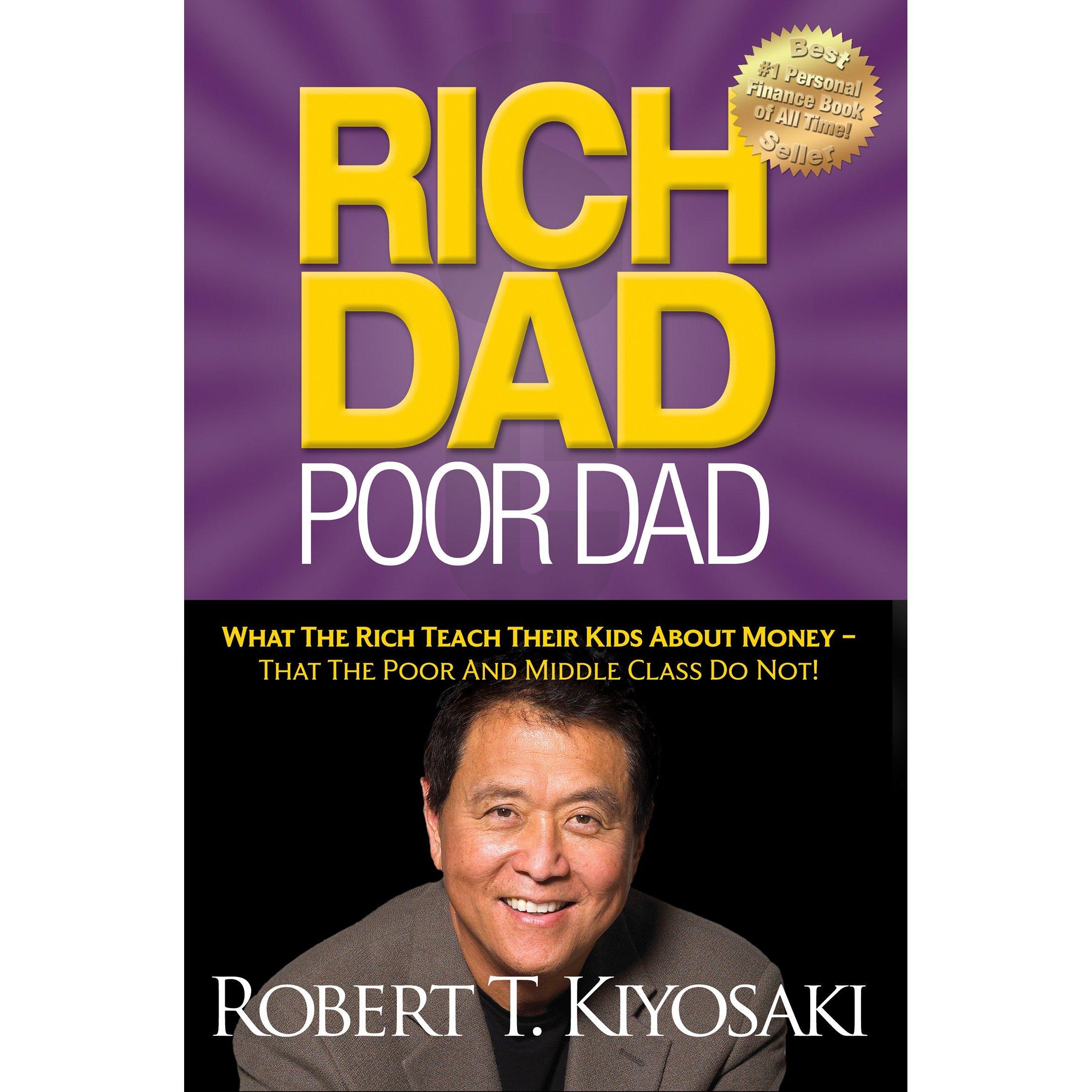 سركان كامل الأب الغني والأب الفقير