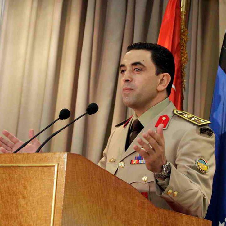 المتحدث العسكري للقوات المسلحة