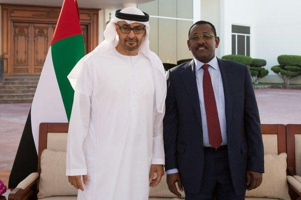 مدير مكتب الرئيس السوداني