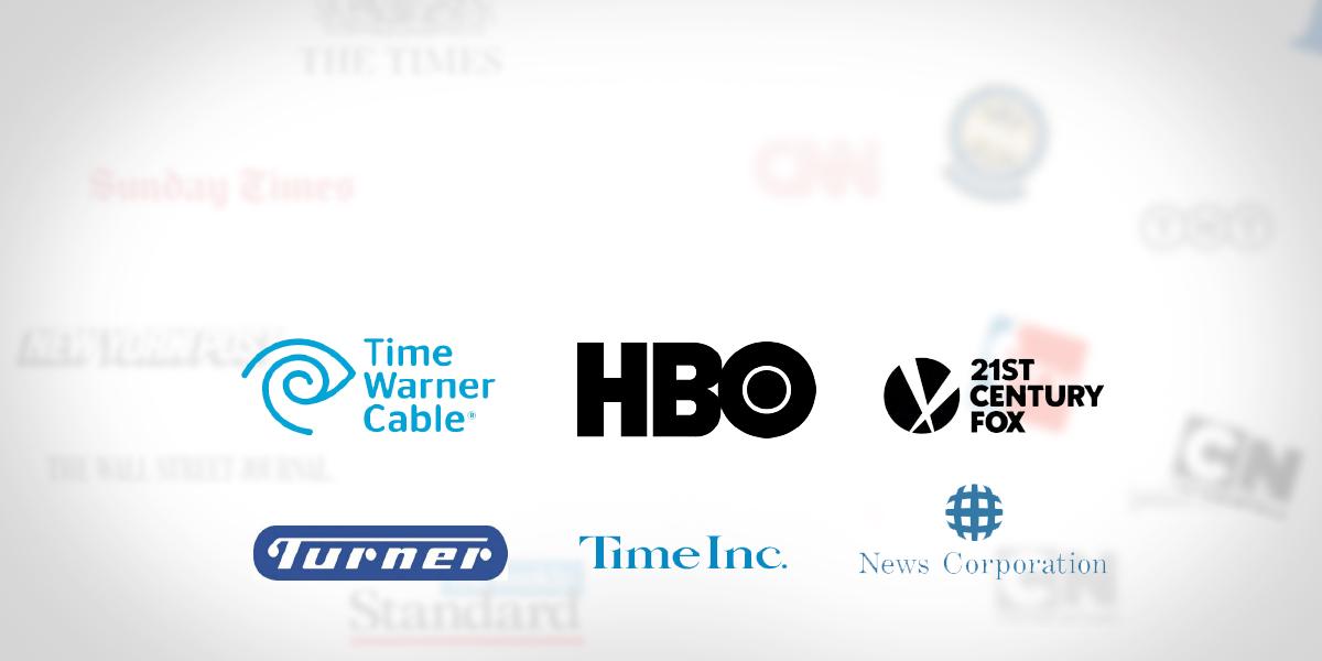 من يتحكم في عقول البشر؟ تعرف إلى 6 امبراطوريات إعلامية تحكم العالم - ساسة بوست