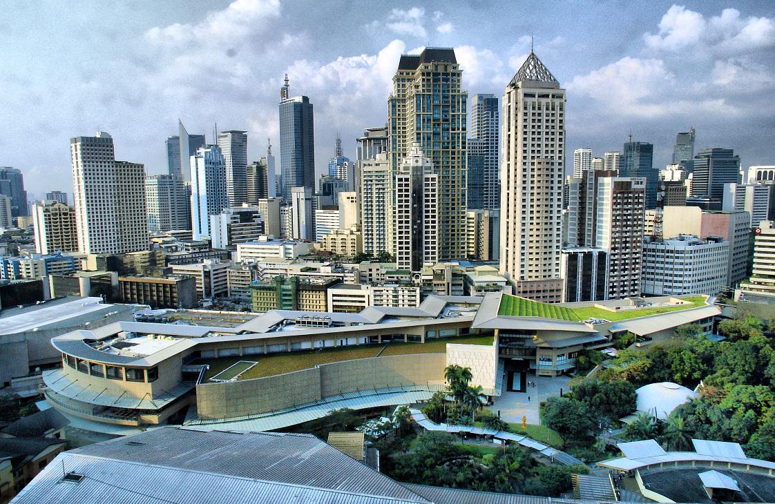 مدينة ماكاتي هي عاصمة الصور الذاتية في العالم