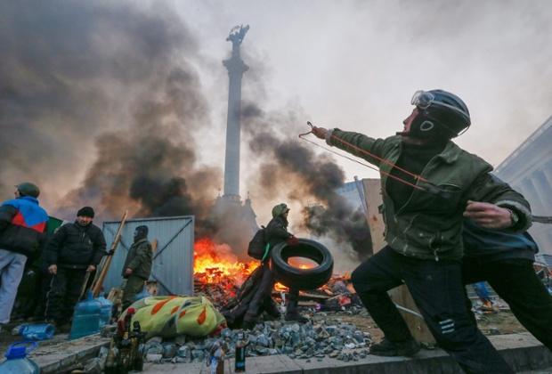 تصوير: سيرجي دولزينكو / EPA