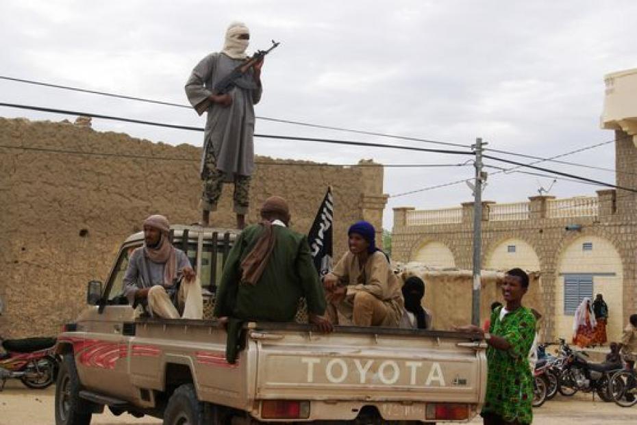 مجموعة مسلحة في مالي