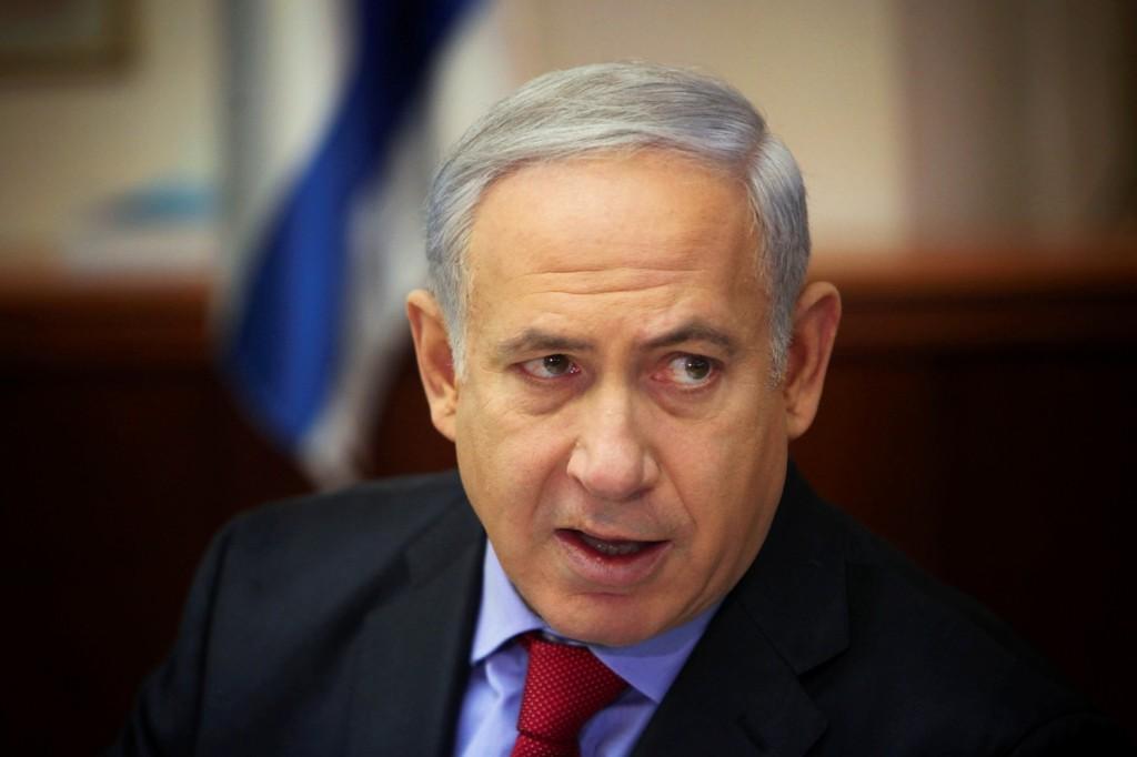 - نتنياهو - الدبلوماسي الإسرائيلي