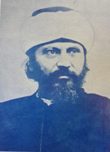 المصلح الإسلامي جمال الدين الأفغاني.