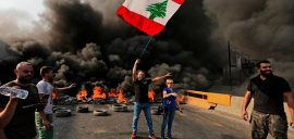 في لبنان
