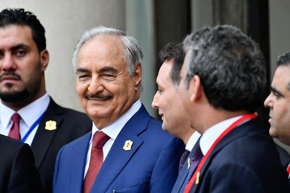 حفتر يهدد مصالح تركيا