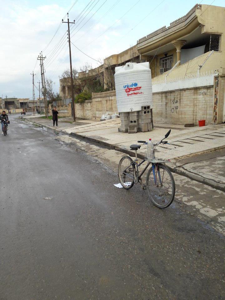 المياه في الموصل