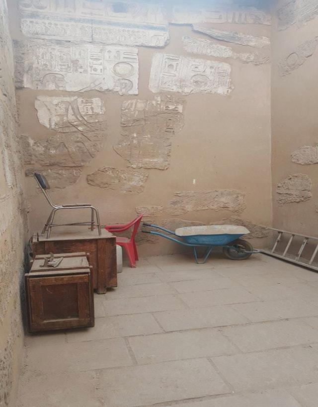 الآثار في مصر