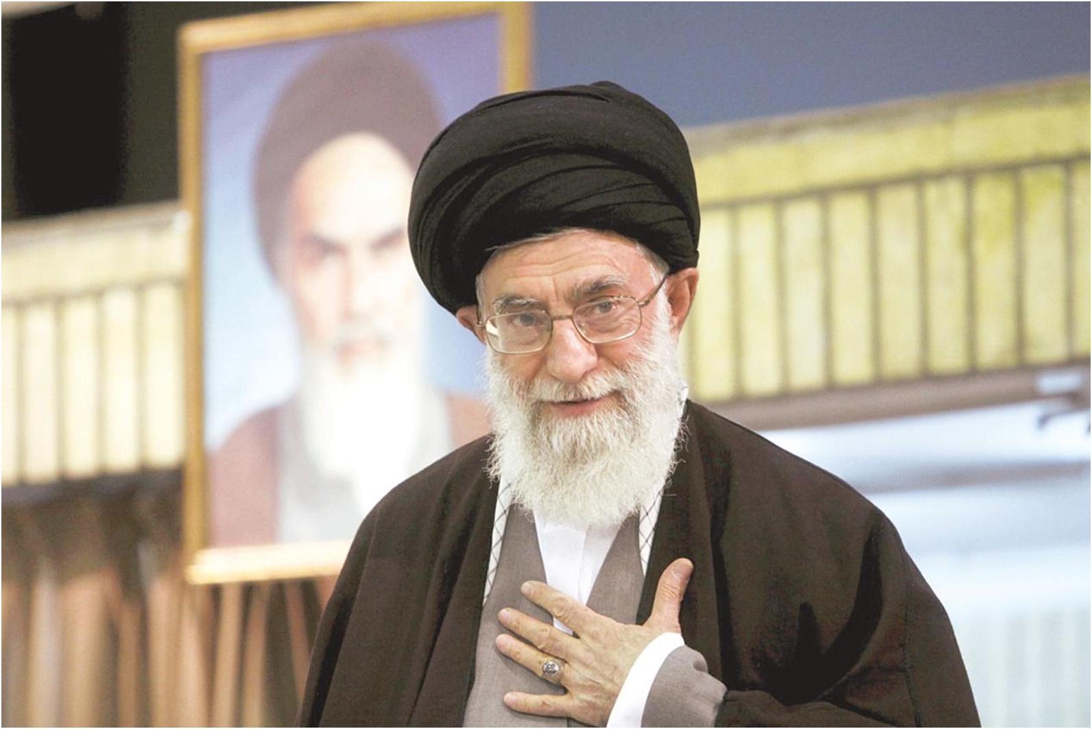 إيران، المرشد الأعلى، على خامنئي