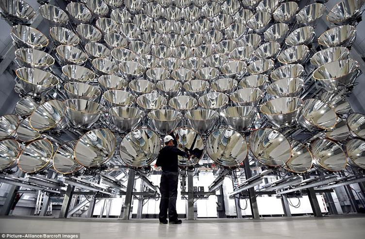 إذا اقتربت منها ستحترق مباشرة.. ألمانيا تبدأ تشغيل أكبر شمس اصطناعية في العالم