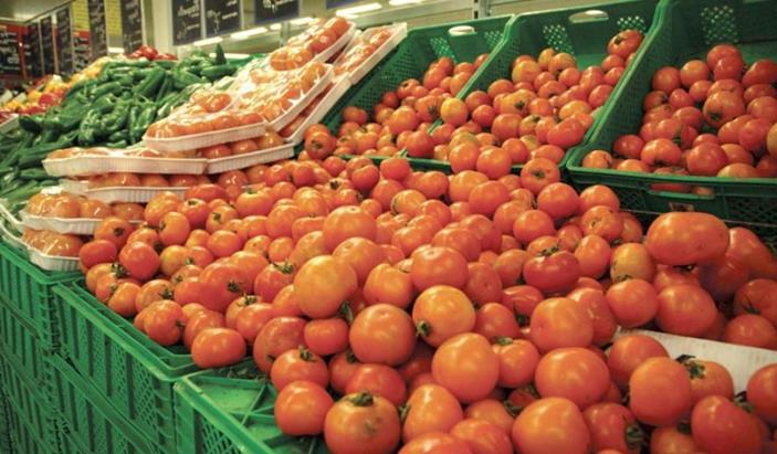 الطماطم من المنتوجات المغربية المصدرة إلى أوروبا