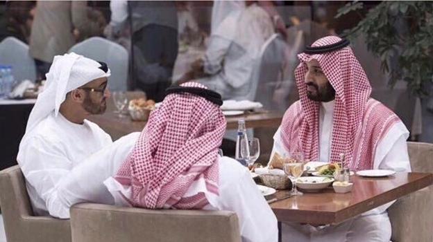 الحلف السعودي الإماراتي