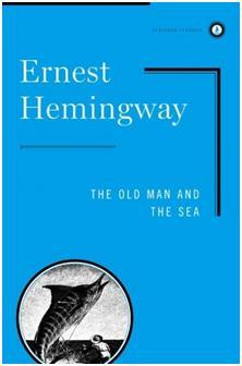 كتاب رواية العجوز والبحر: إرنست همنجواى