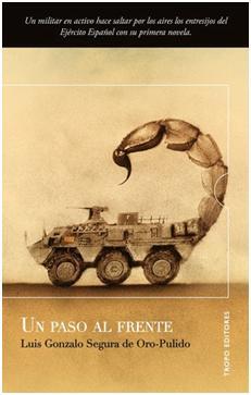 كتاب 5- خطوة إلى الأمام / لويس جونثلو سيجورا الأدب العالمي