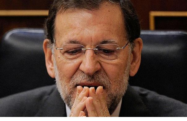يواجه ماريانو راخوي رئيس وزراء إسبانيا تحدي الحفاظ على الاقتصاد دون شيء آخر