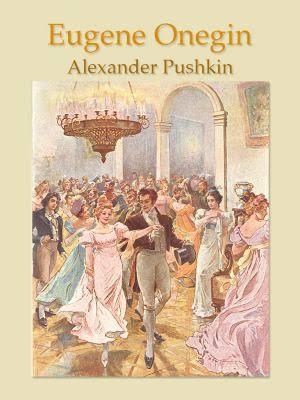يفغيني اونيغين Eugene Onegin الكسندر بوشكين Alexander Pushkin