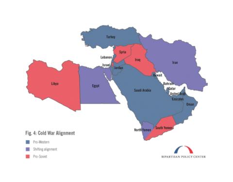 الفوضى الشرق الأوسط