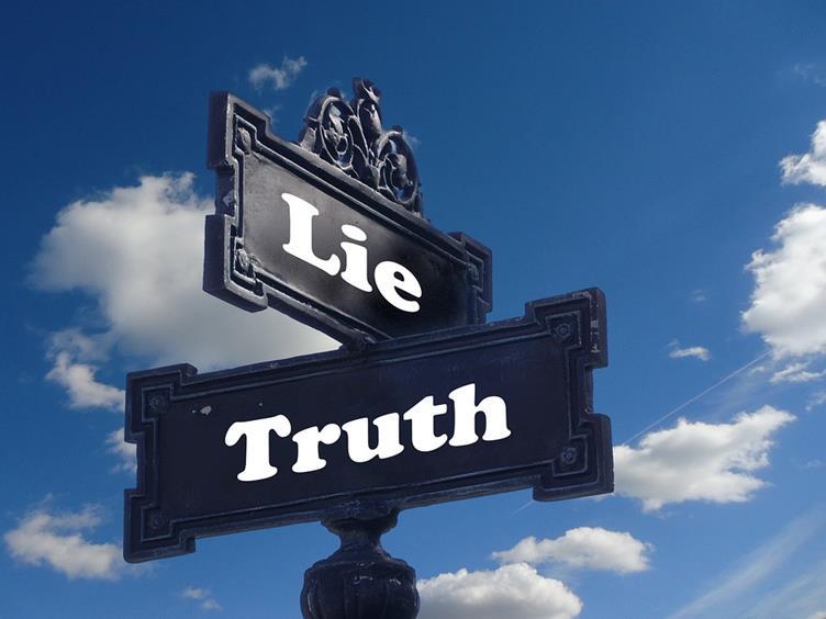 الكذبة