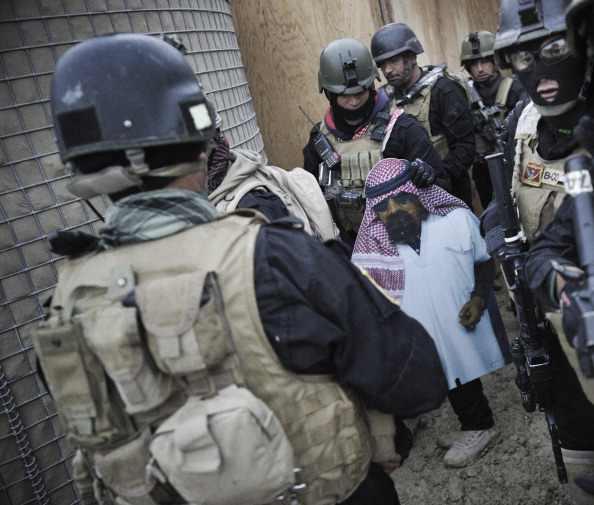 قوات النخبة العراقية ISOF