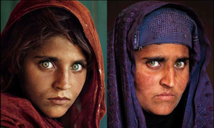 الأفغان