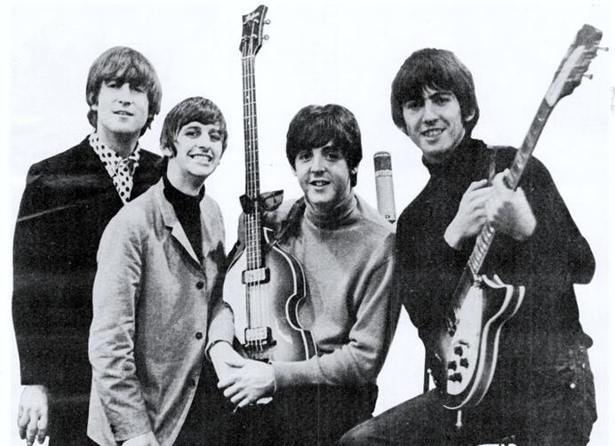 البيتلز