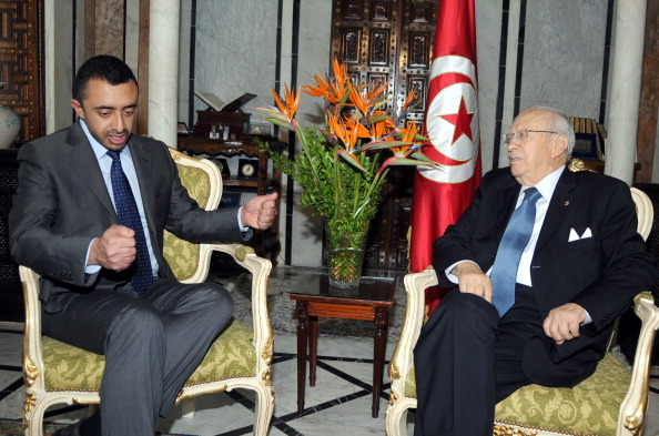 Tunisian Prime Minister Beji Caid Essebs