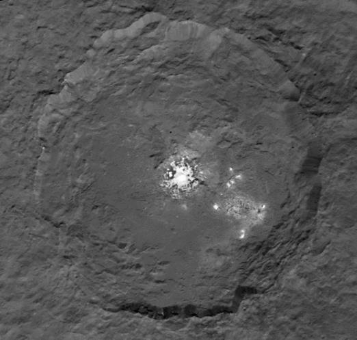 الكويكب الغامض