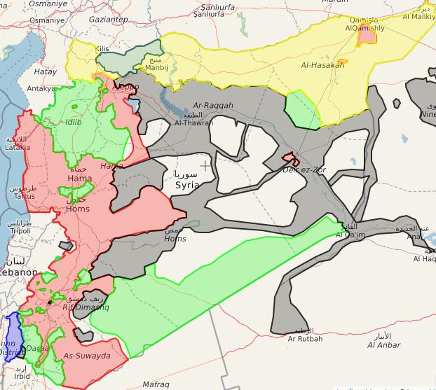 الشأن السوري