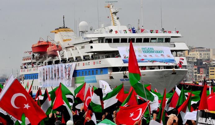 منع إسرائيل لأسطول الحرية 3 من التوجه لقطاع غزة