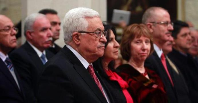 زيارة رئيس السلطة الفلسطينية إلى إيران