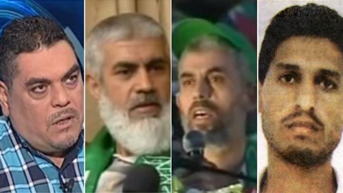 الإعلان عن خمسة قادة من المقاومة الفلسطينية ضمن لائحة الإرهاب