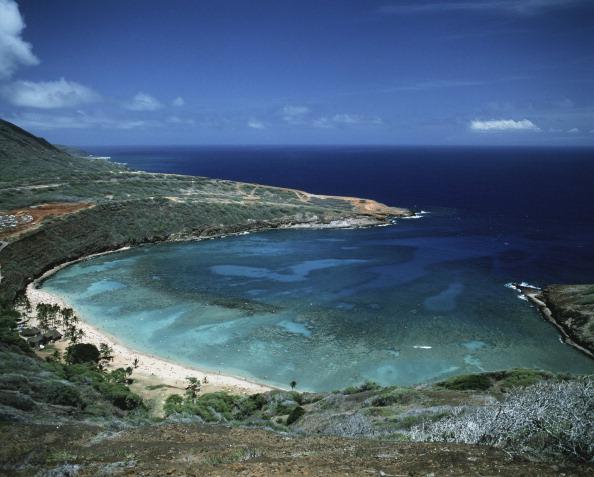 USA, Hawaii, Oahu Island, Hanauma Bay