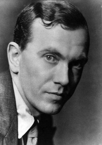 Portrait of the English writer Graham Greene. 1930s (Photo by Mondadori Portfolio via Getty Images)
