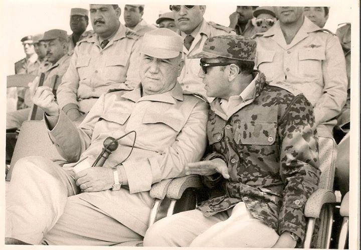 الشاذلي وأحمد إسماعيل والسادات