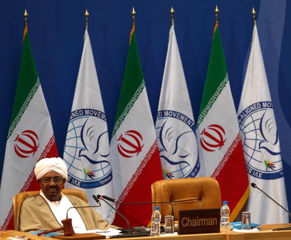 IRAN-SUMMIT-NAM-SUDAN
