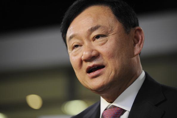 Former Thai Prime Minister Thaksin Shinawatra Interview
