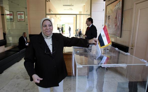 LEBANON-EGYPT-POLITICS-REFERRENDUM-VOTE