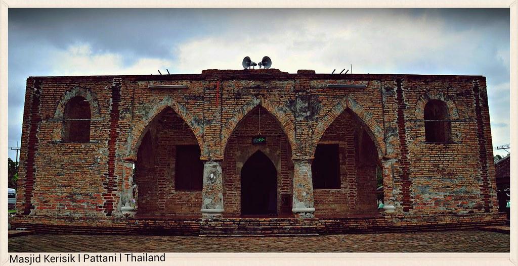 مسجد في مملكة فطاني الإسلامية