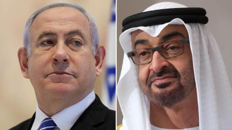 التطبيع بين الإمارات وإسرائيل