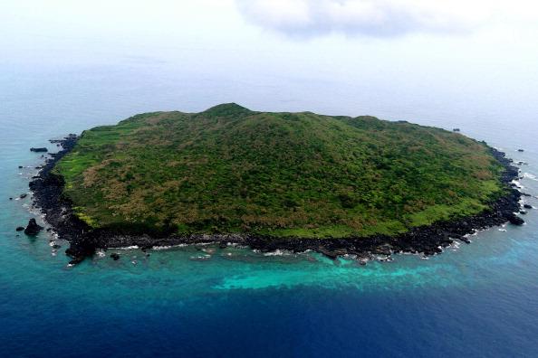 Kuba Island of Senkaku Islands