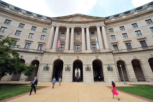 (المبنى الرئيس لـ EPA)