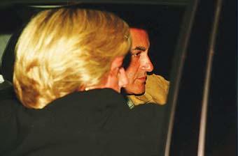 الصورة الأخيرة للأميرة ديانا ودودي الفايد (عماد الفايد) قبل الموت بساعات.