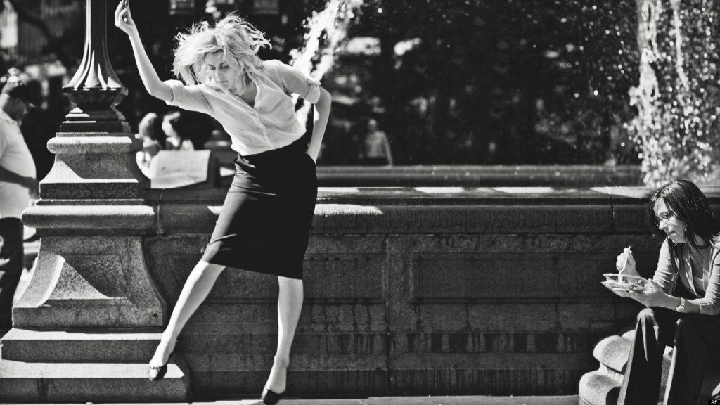 صورة من فيلم Frances Ha.