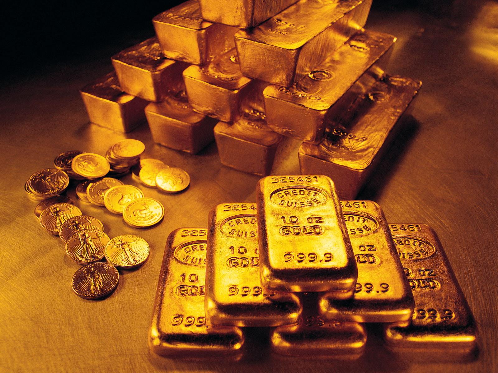 إحتياطي الجزائر من الذهب يقدر بحوالي 176 طن