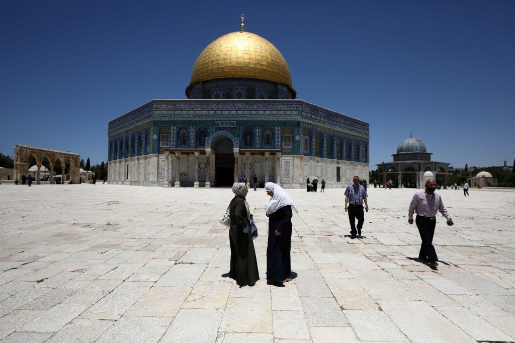 محادثات سرية بين السعودية وإسرائيل لإضعاف الوجود التركي بالحرم القدسي - الشرق الاوسط - القضية الفلسطينية - قومية جديدة